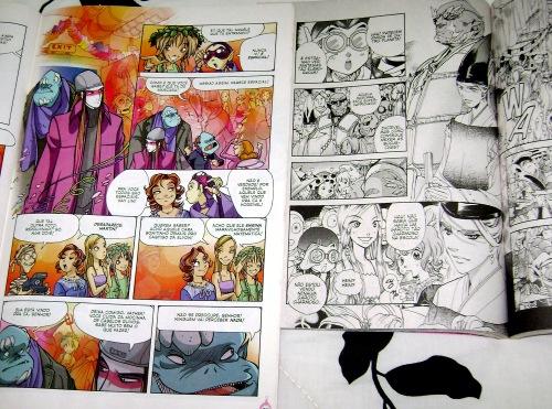 Aqui Vathek virou um Ganondorf careca e Cedric faz cosplay do Fujiwara-no-Sai pra mostrar do quanto curte Hikaru no Go