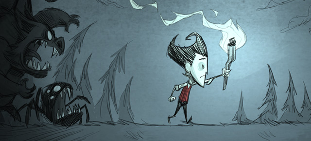 capa don't starve