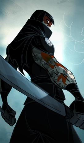 marked ninja