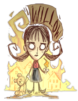Willow dont starve