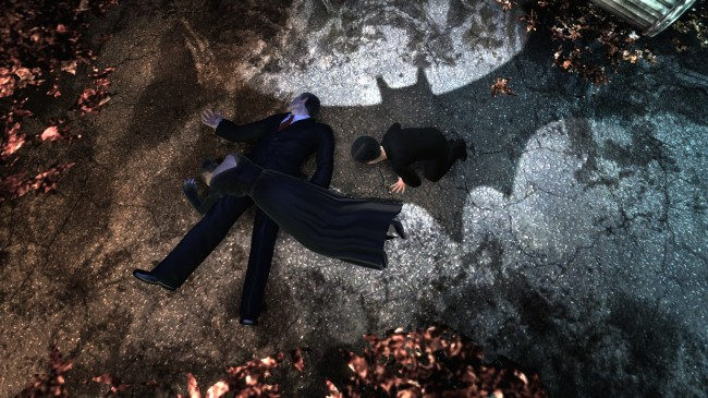 batman AA screenshot bruce