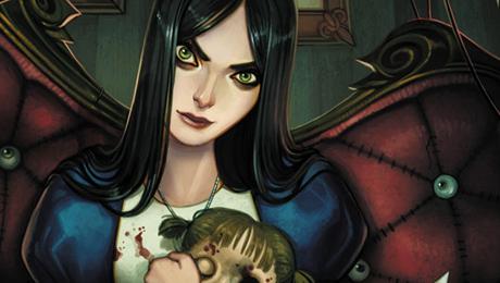 Alice Madness Returns Capa Colchoes Do Pantano